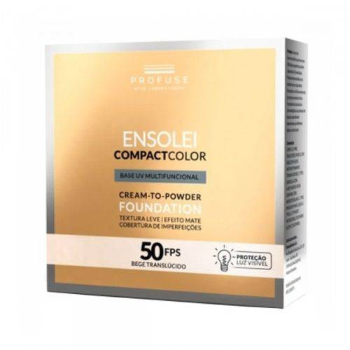 Profuse Ensolei Compact Color Fps 50 10g