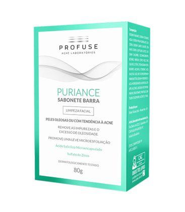 Profuse Puriance Sabonete Barra 80g