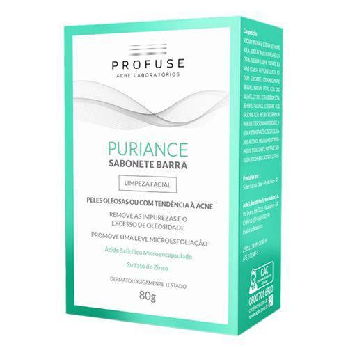 Profuse Puriance Sabonete Barra