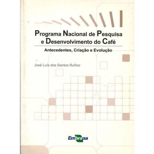 Programa Nacional de Pesquisa e Desenvolvimento do Café