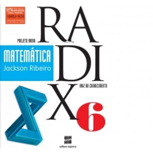 Projeto Radix Matemática - 6 Ano