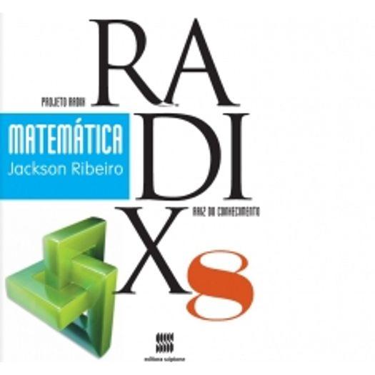 Projeto Radix Matemática - 8 Ano