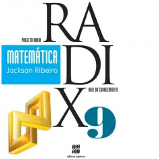 Projeto Radix Matemática - 9 Ano