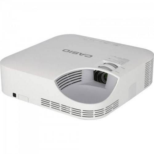 Projetor 3000 Lumens XJV2 Branco Casio