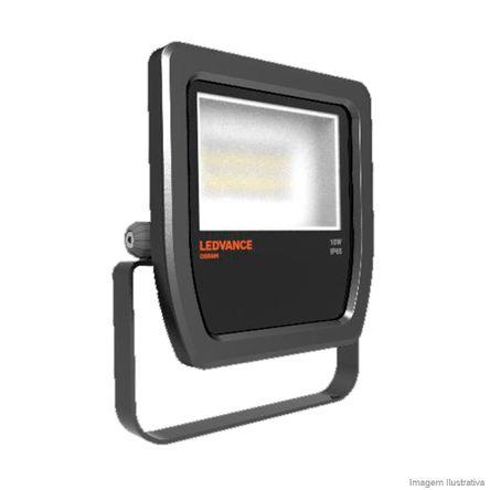 Projetor de LED Ledvance Floodlight 10W/830 Bivolt Osram