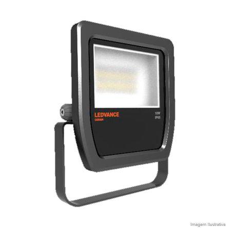 Projetor de LED Ledvance Floodlight 10W/850 Bivolt Osram