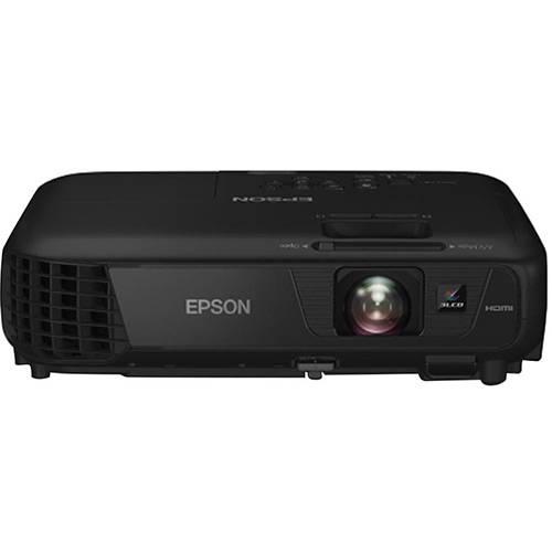 Projetor Epson Powerlite S31+ 3200A Lumens e Svga 800x600