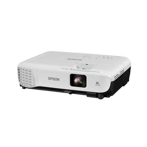 Projetor Epson Powerlite Vs250 3200 Lumens Svga - V11h838220
