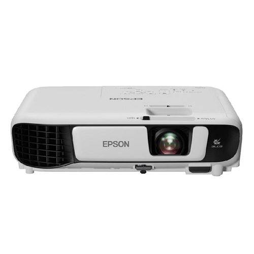 Projetor Epson S41+ Powerlite, SVGA HDMI 3300 Lumens - Bivolt