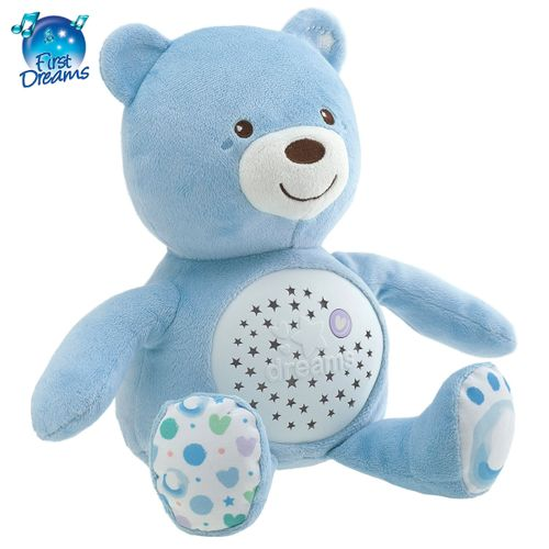 Projetor First Dreams Baby Bear Azul (0m+) - Chicco
