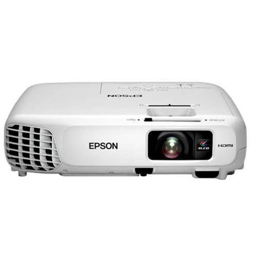Projetor Multimidia Epson Powerlite X24+ 3500 Lumens Xga Wireless - V11h553024
