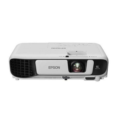 Projetor Multimídia Epson Powerlite X41+ 3600 Lumens Xga Wireless - V11h843021