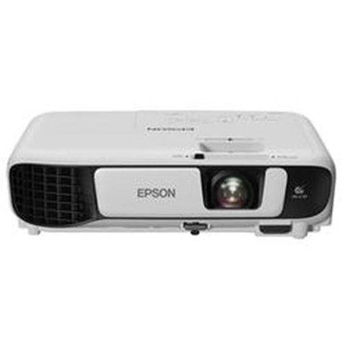 Projetor Multimidia Epson Powerlite X41+ 3600 Lumens Xga Wireless - V11h843024
