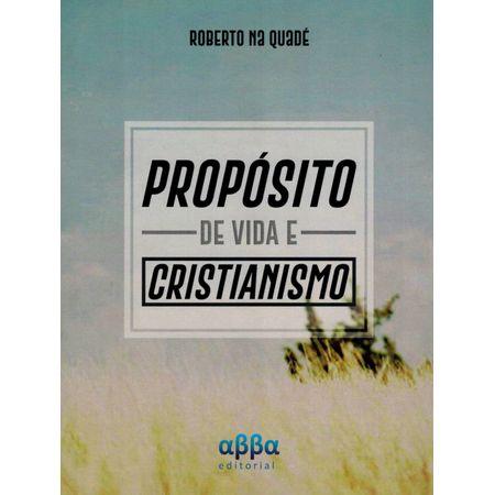 Propósito de Vida e Cristianismo