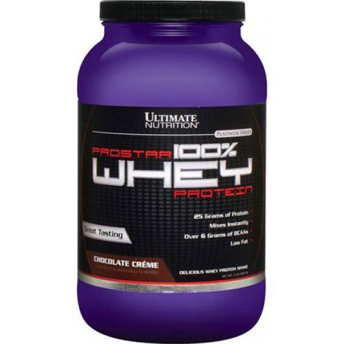 Prostar 100% Whey Protein 2LBS 907g