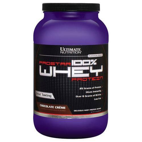 Prostar Whey Protein 907g - Ultimate Nutrition - Baunilha