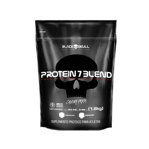 Protein 7 Blend 1,8kg - Black Skull - Amendoim
