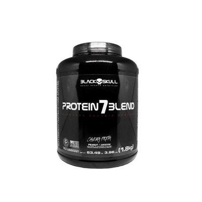 Protein 7 Blend 1,8kg Caveira Preta - Black Skull Protein 7 Blend 1.8kg Caramel Caveira Preta - Black Skull