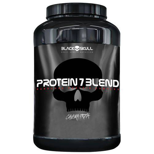 Protein 7 Blend (837g) - Caveira Preta