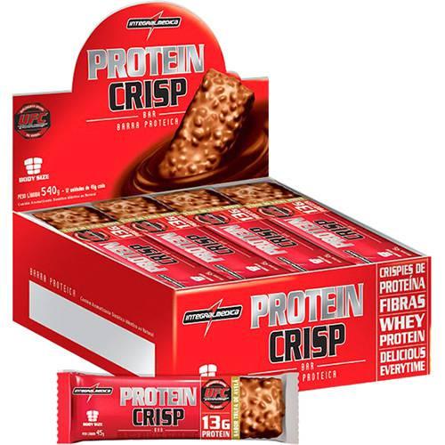 Protein Crisp - 12 Unidades - Integralmédica