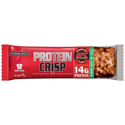 Protein Crisp 45G – Integralmedica