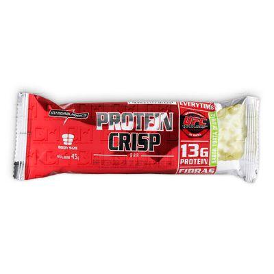 Protein Crisp Bar 45g - Integralmédica Protein Crisp Bar 45g Torta de Limão - Integralmédica