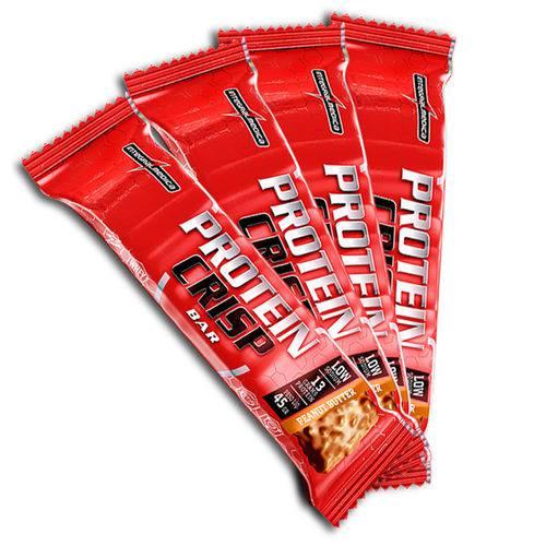 Protein Crisp Bar 45g - Integralmedica