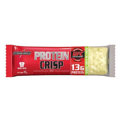 Protein Crisp Bar 45g - Torta de Limão