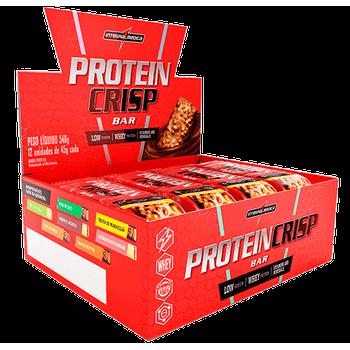 Protein Crisp Bar Caixa (12 Uni.) - IntegralMedica