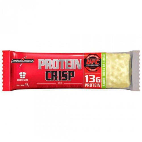Protein Crisp Bar Torta de Limao 45gr Un - Integralmédica