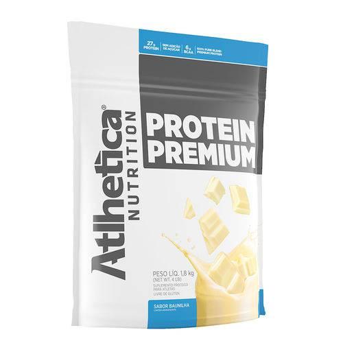 Protein Premium (1,8kg) Atlhetica Nutrition - Baunilha