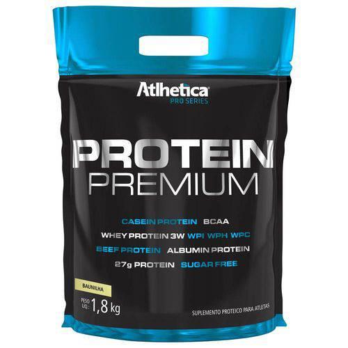 Protein Premium 1,8kg Baunilha - Atlhetica