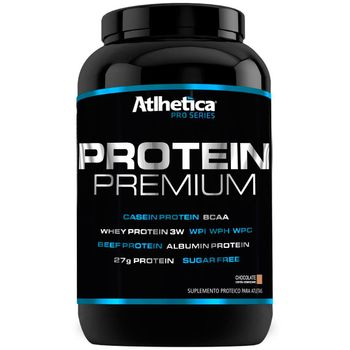 Protein Premium Pro Series 900g Chocolate - Athetica Nutrition