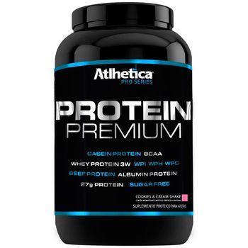 Protein Premium Pro Series 900g Morango - Athetica Nutrition