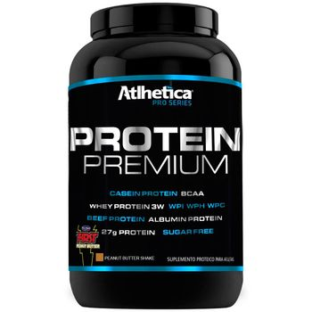 Protein Premium Pro Series 900g Peanut Butter- Athetica Nutrition