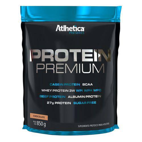 Protein Premium Pro Series Chocolate Sc 850g - Atlhetica Nutrition
