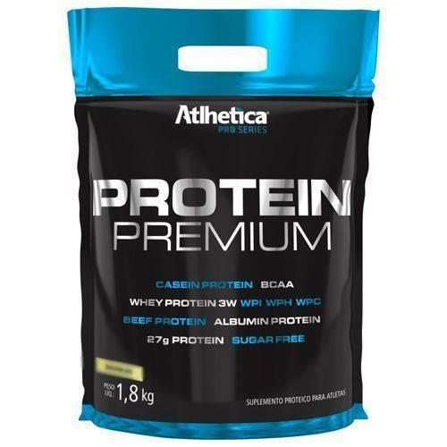 Protein Premium - Pro Series Morango - Refil - 1,8Kg - Atlhetica