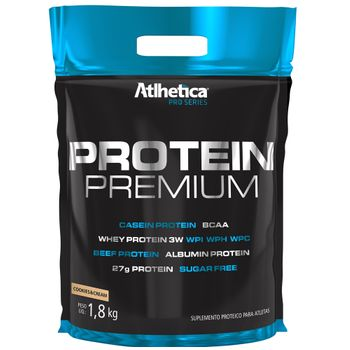 Protein Premium Pro Series Refil 1,8kg Cookies And Cream - Athetica Nutrition