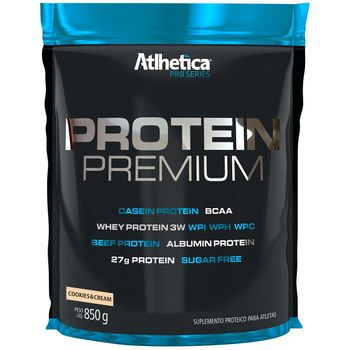 Protein Premium Pro Series Refil 850g Cookies And Cream - Athetica Nutrition