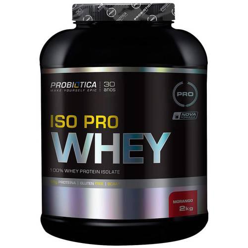 Proteína Iso Pro Whey (2268g) - Probiótica