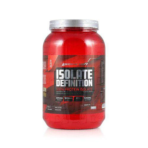 Proteina Isolada ISOLATE DEFINITION - Body Action - 900g