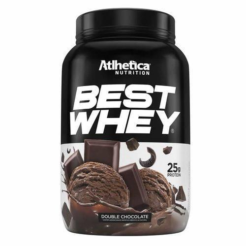 Proteína Whey Protein Best Whey 900g 25g Protein Atlhetica Nutrition