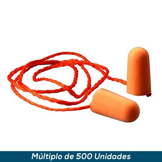 Protetor Auditivo 3M S-1110 C/ Cordão
