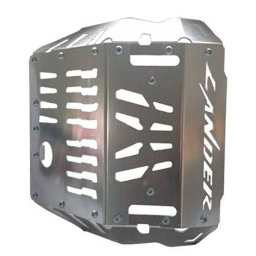 Protetor de Carter Aluminium Lander 250