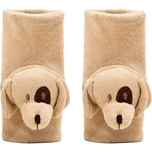 Protetor de Cinto Cachorro Bege - Kababy