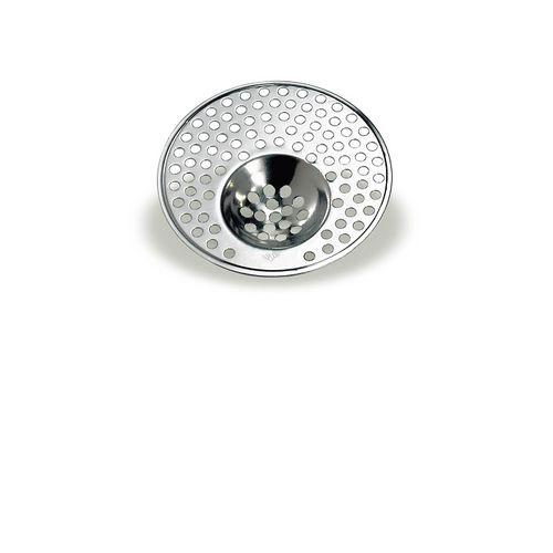 Protetor de Ralo para Pia Inox 11,5cm - Ghindini