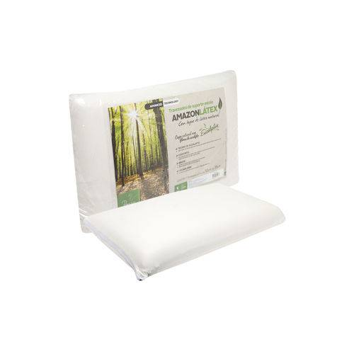Protetor de Travesseiros Fibrasca Impermeável Algodão 50x70cm Branca
