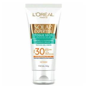 Protetor Facial Solar Expertise Toque Seco FPS30 50ml