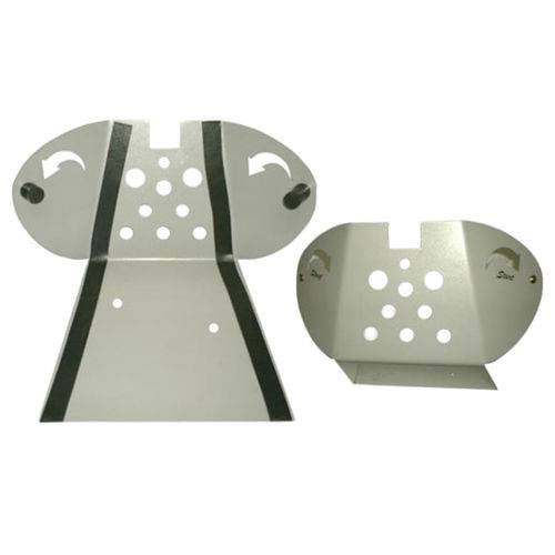 Protetor Motor Aluminio Crf 230 Fechado