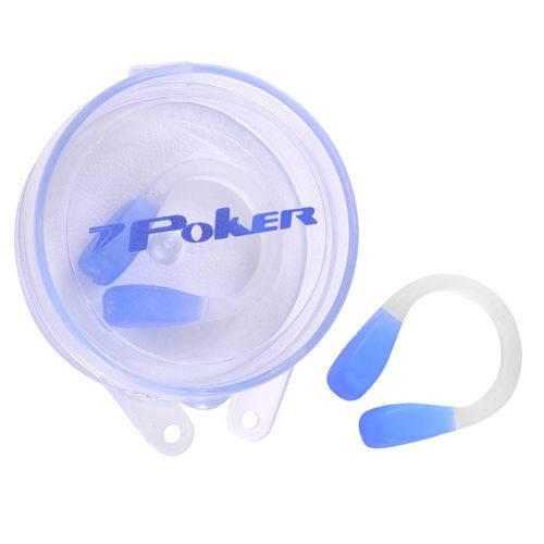 Protetor Nasal TPE + PP - AZUL - Único